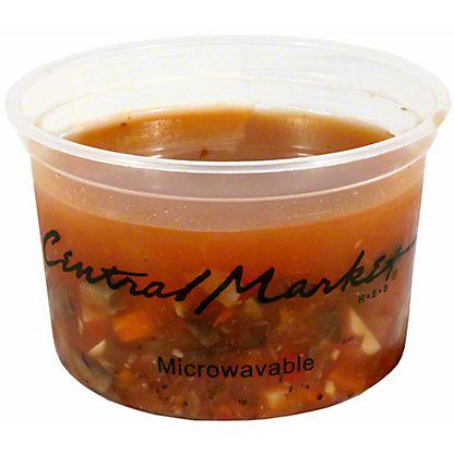 Minestrone Soup, Cold, 16 oz