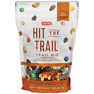 H-E-B Hit The Trail Trail Mix, 26 oz
