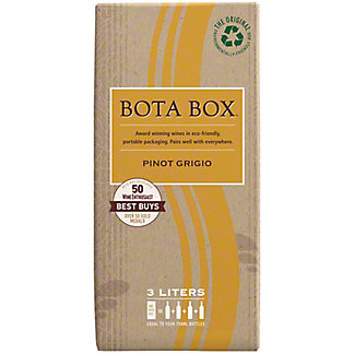 Bota Box Pinot Grigio, 3 L