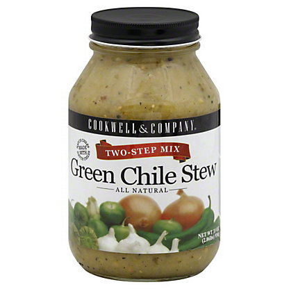 Cookwell & Company Two Step Green Chile Stew Mix, 33 oz