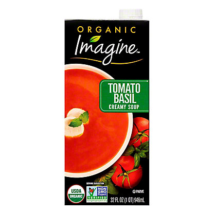Imagine Organic Creamy Tomato Basil Soup, 32 OZ