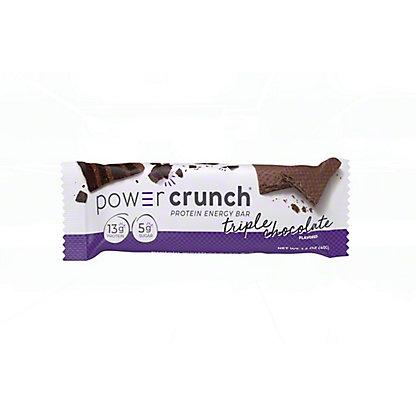 Power Crunch Triple Chocolate Protein Energy Bar,1.4 oz