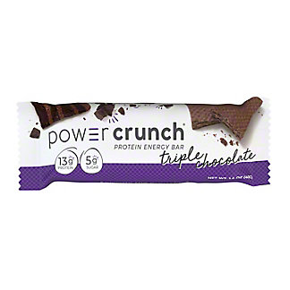 Power Crunch Triple Chocolate Protein Energy Bar,1.4 oz