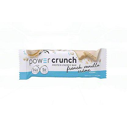Power Crunch Original French Vanilla Creme Protein Energy Bar,1.4 oz