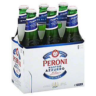 Peroni Italian Beer,6 - 12oz Bottles