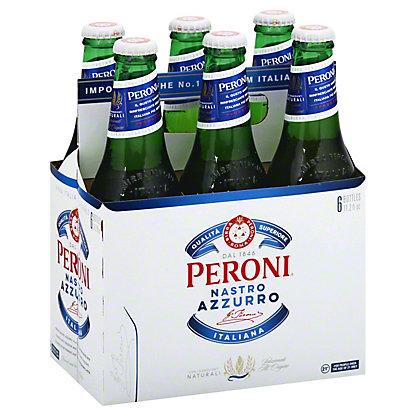 Peroni Italian Beer,6 - 12oz Bottles