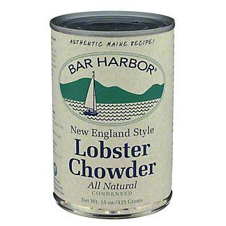 Bar Harbor New England Style Lobster Chowder,15 OZ