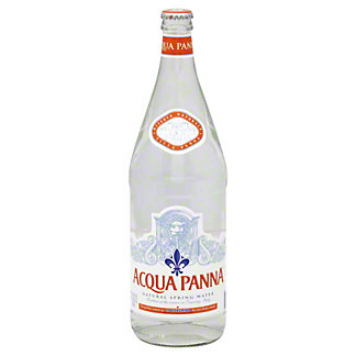 Acqua Panna Natural Spring Water, 1 LTR