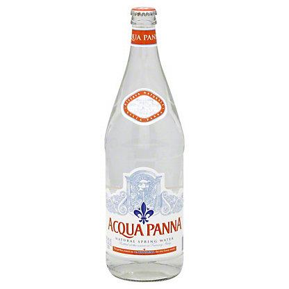 Acqua Panna Natural Spring Water, 1 LTR