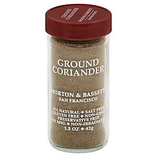 Morton & Bassett Ground Coriander,1.5 OZ