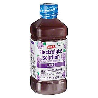 H-E-B Baby Grape Pediatric Electrolyte,1 LTR