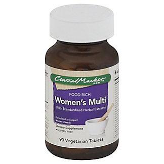 Central Market Women's Multi Vegetarian Tablets, 90 ct