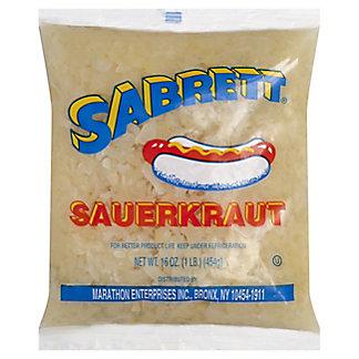 Sabrett Sauerkraut,16 OZ