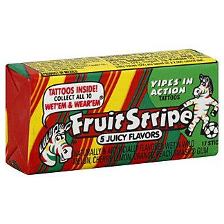 Fruit Stripe Chewing Gum, 1.8 OZ