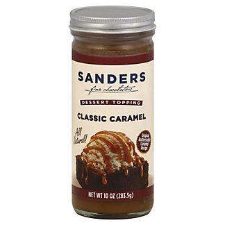 Sanders Classic Caramel Dessert Topping, 10 oz