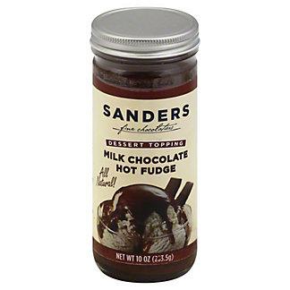 Sanders Milk Chocolate Hot Fudge Dessert Topping, 10 oz