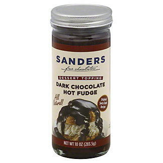 Sanders Dark Chocolate Hot Fudge, 10 oz