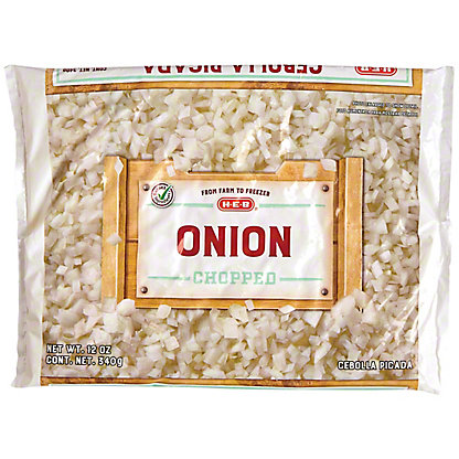 H-E-B H-E-B Chopped Onion,12.00 oz