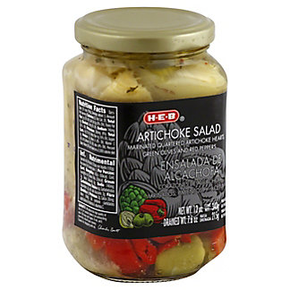 H-E-B Artichoke Salad, 12 oz
