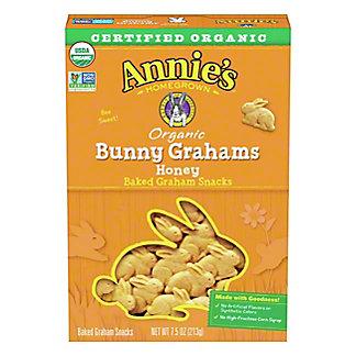 Annie's Homegrown Honey Bunny Grahams, 7.5 oz