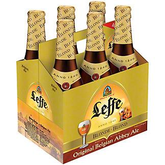 Leffe Blonde 11.2 oz Bottles, 6 pk