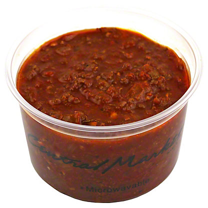 Central Market Chili Con Carne, EACH