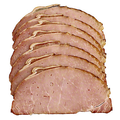 Nueske's Canadian Style Bacon,2.75LB