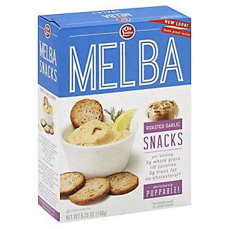 Old London Roasted Garlic Melba Snacks,5.25 OZ
