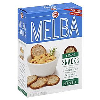 Old London Sesame Melba Snacks, 5.25 oz
