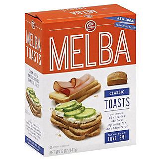 Old London Classic Melba Toast, 5 oz