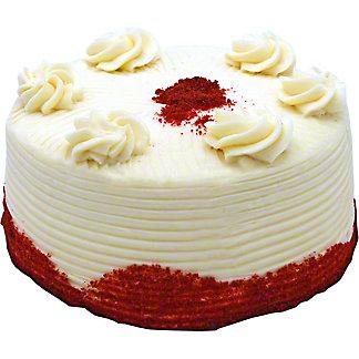 CENTRAL MARKET 6 Inch Red Velvet Cake,38 OZ