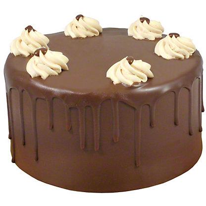 CHOCOLATE GANACHE CAKE 6'