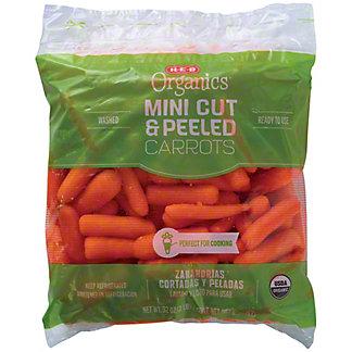H-E-B Organics Mini Carrots, 2 lb