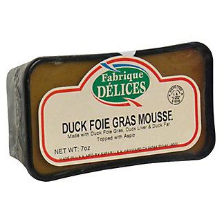 Fabrique Delices Duck Foie Gras Mousse, 7 OZ
