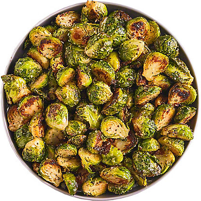 Roasted Brussels Sprouts, Serves 6-8