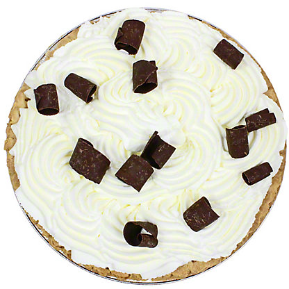 Central Market 10' Chocolate Cream Pie, 44 OZ