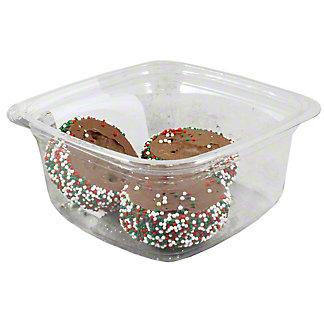 Prepack Christmas Sandwich Cookie