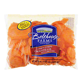 Bolthouse Farms Carrot Chips, 16 oz