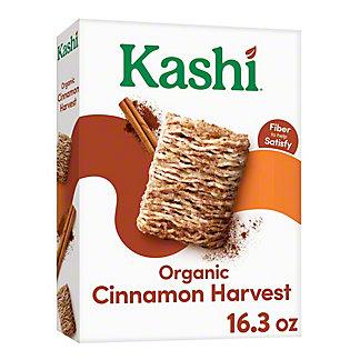 Kashi Organic Cinnamon Harvest Cereal, 16.3 oz