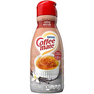 Nestle Coffee-Mate Creme Brulee Coffee Creamer,32 oz