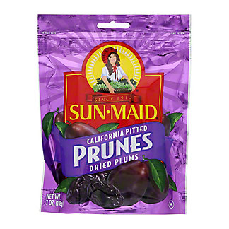 Sun-Maid California Pitted Prunes,7 OZ
