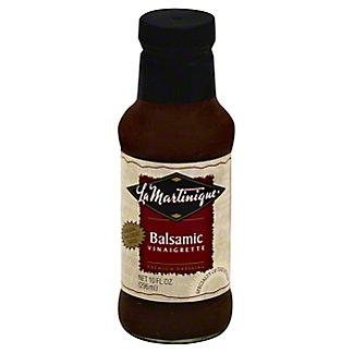 La Martinique Premium Balsamic Vinaigrette Dressing,10.00 oz