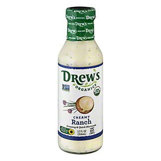 Drew's Natural Buttermilk Ranch Salad Dressing,12 OZ