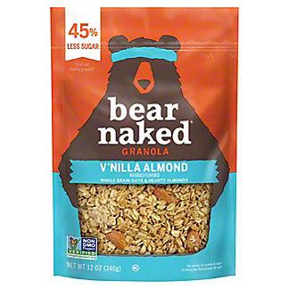 Bear Naked Fit Vanilla Almond Crunch Granola, 12 oz