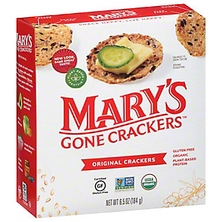 Mary's Gone Crackers Organic Original Crackers, 6.50 oz
