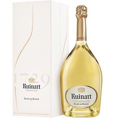 Ruinart Blanc De Blancs Brut Champagne,750 mL