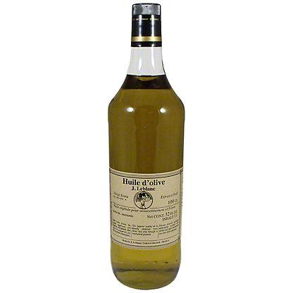 J. Leblanc 1st Press Olive Oil, 32 oz