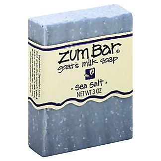 Indigo Wild Sea Salt Zum Bar Goat's Milk Soap,3 OZ