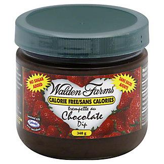 Walden Farms Sugar Free Chocolate Dip, 340 g