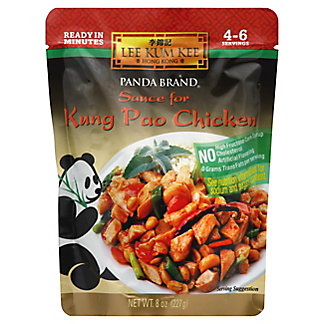 Lee Kum Kee Panda Brand Sauce for Kung Pao Chicken, 8 oz